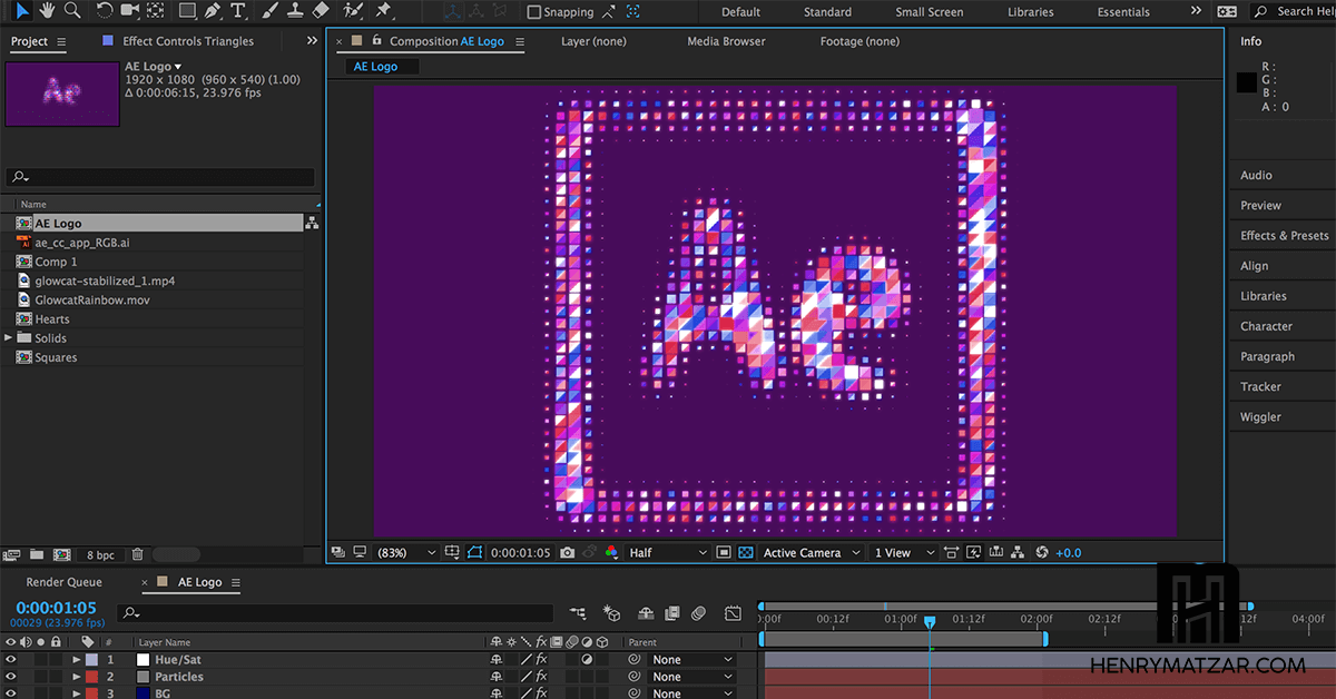 Descargar Adobe After Effects Portable Gratis